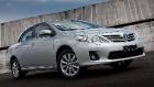 Новая Toyota Corolla 2012