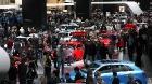 Московский международный автомобильный салон – ММАС 2012.