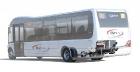 Автобус с маховиковым двигателем