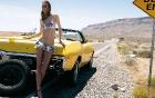 Как «спасти» автомобиль в жару?
