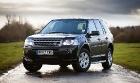 Элегантный проходимец Land Rover Freelander.
