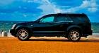 Большой Cadillac SRX — для хрупких женщин.