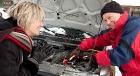 Как завести двигатель зимой?