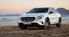 Обзор автомобиля Mercedes GLA