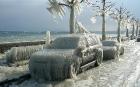 Как завести машину в холода