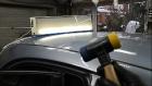 Как устранить небольшую вмятину на авто