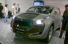 Суперкары Marussia на выставке Связь-Экспокомм-2010