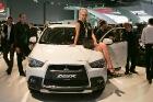 Mitsubishi ASX уже в продаже