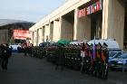 Охранная техника на выставке Интерполитех 2008