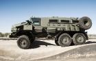 Casspir Mk6 — бронированный монстр на базе Урала